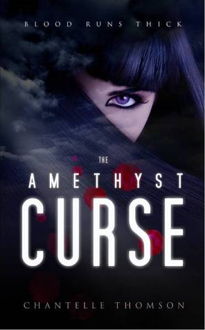 The Amethyst Curse  by  Chantelle Thomson