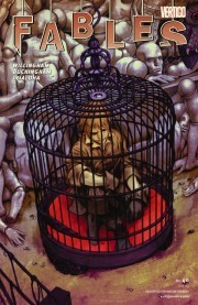 Fables #40  by  Bill Willingham