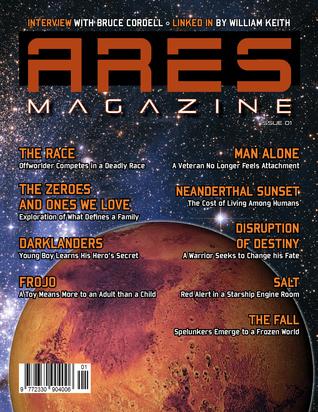 Ares Magazine #1 Samuel Marzioli