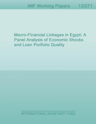 Macro-Financial Linkages in Egypt: A Panel Analysis of Economic Shocks and Loan Portfolio Quality Inessa Love
