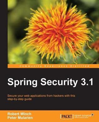 Spring Security 3.1  by  Robert Winch