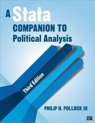 A Stata Companion to Political Analysis  by  Philip H Pollock