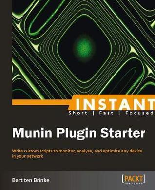 Instant Munin Plugin Starter Bart ten Brinke