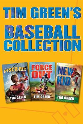 Tim Greens Baseball Collection: Pinch Hit, Force Out, New Kid  by  Tim Green