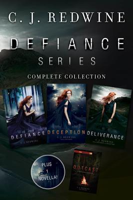 Defiance Series Complete Collection (Defiance #1-3) C.J. Redwine