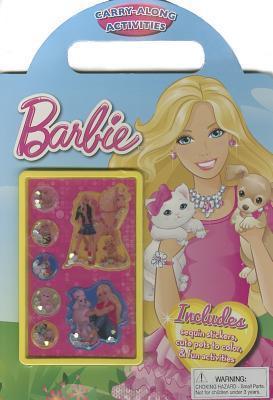 Barbie Carry Along Activities Parragon Publishing