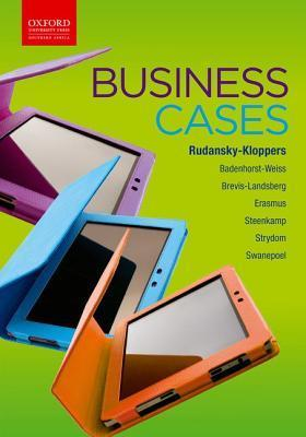 Business Cases  by  Sharon Rudansky-Kloppers