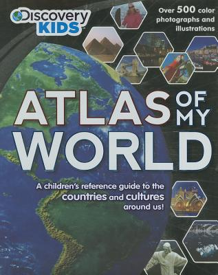 Atlas of My World  by  Parragon Publishing