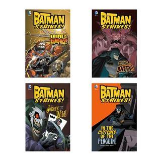 Batman Strikes  by  Christopher Jones