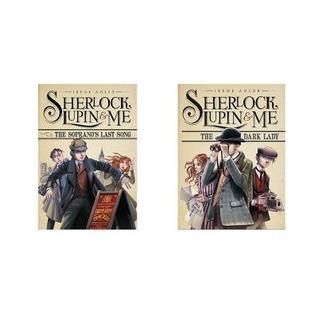 Sherlock, Lupin, and Me  by  Irene Adler
