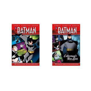 Batman: Comic Chapter Books Matthew K. Manning