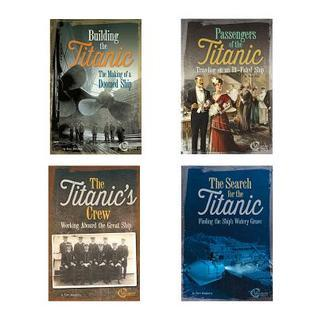 Titanic Perspectives  by  Terri Dougherty