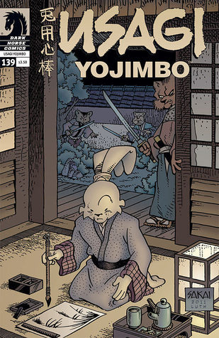 Usagi Yojimbo #139 Stan Sakai
