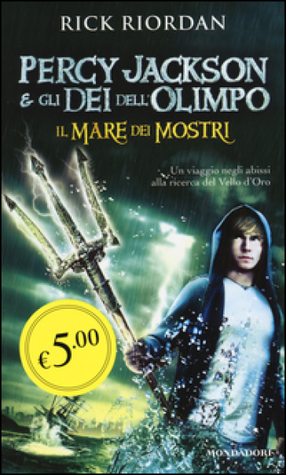 Il mare dei mostri (Percy Jackson and the Olympians, #2)  by  Rick Riordan