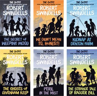 The Outfit (series set) Robert Swindells