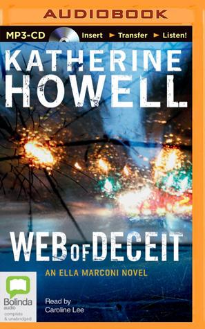 Web of Deceit  by  Katherine Howell