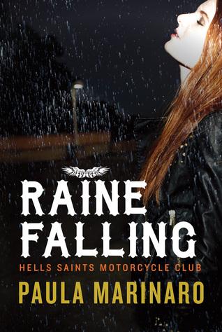 Raine Falling  by  Paula Marinaro
