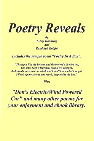 Poetry Reveals  by  Randolph Knight