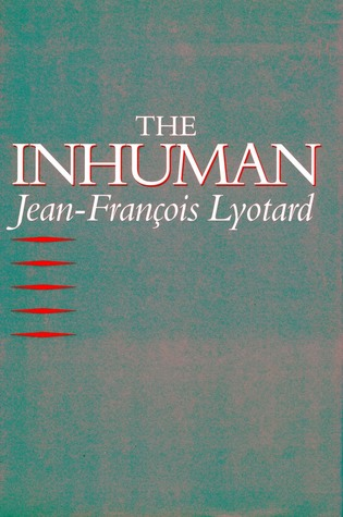 Postmodern Condition CB Jean-François Lyotard