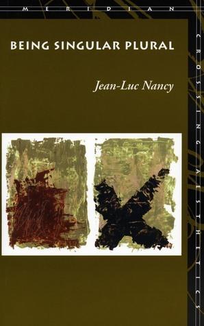 Being Singular Plural Jean-Luc Nancy