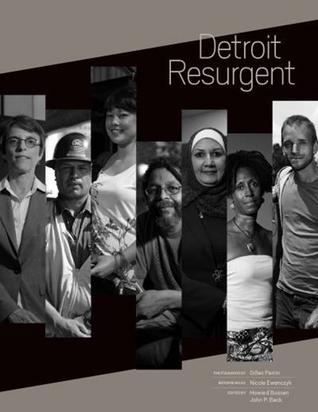 Detroit Resurgent  by  Gilles Perrin