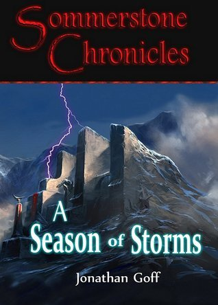A Season of Storms  by  Jonathan Goff