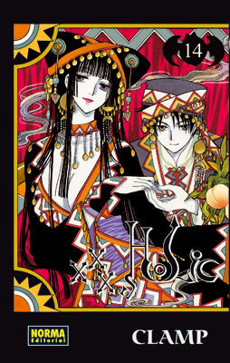 xxxHolic, Vol. 14 (xxxHOLiC #14)  by  CLAMP