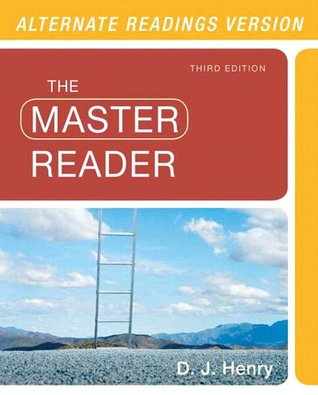 The Master Reader, Alternate Edition (3rd Edition)  by  D. J. Henry