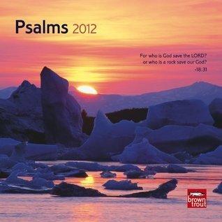 Psalms 2012 7X7 Mini Wall Calendar NOT A BOOK