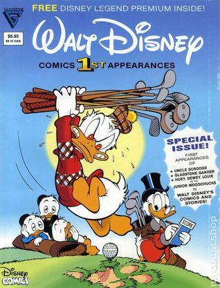 Walt Disney Comics 1st Appearances  by  Walt Disney Company