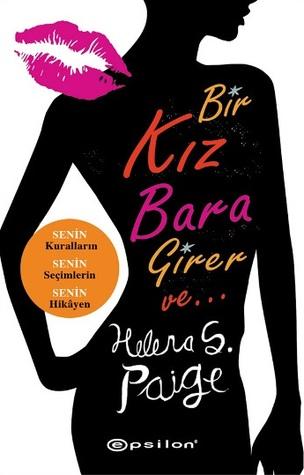 Bir Kız Bara Girer Ve... Helena S. Paige