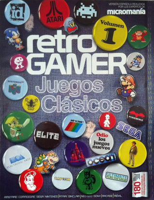 Retro Gamer: Juegos Clásicos Volumen 1 (Retro Gamer, #2)  by  Ediciones Axel Springer