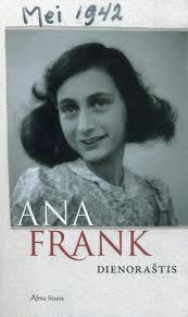 Dienoraštis  by  Ana Frank