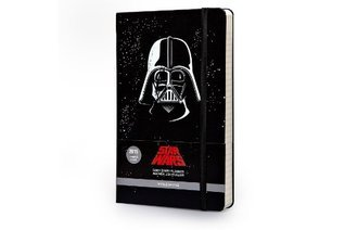 Moleskine 2015 Star Wars Limited Edition Daily Planner, 12 Month, Large, Black, Hard Cover (5 x 8.25)  by  NOT A BOOK