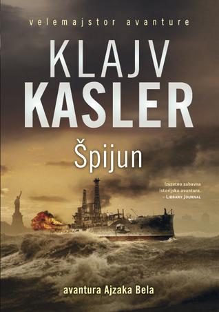 Špijun (Isaac Bell, #3)  by  Clive Cussler
