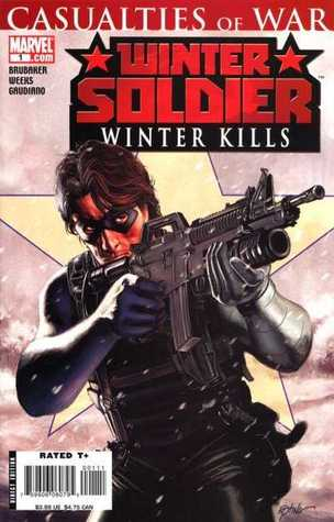 Winter Soldier Winter Kills #1  by  Ed Brubaker