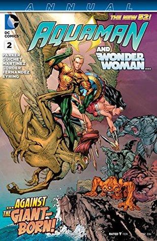 Aquaman Annual (2011- ) #2 Jeff Parker