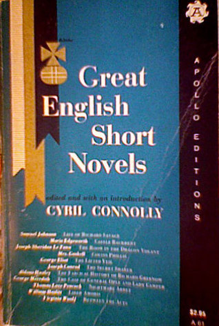 Great English Short Novels Cyril Connolly