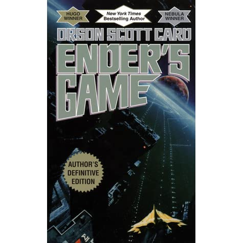 a review of the book enders game by orson scott card Bestselling author orson scott card brings to life a new chapter in the saga of ender's earth and the shadow seriesearth and its society have been changed irrevocably in the aftermath of ender wiggin's victory over the formics.