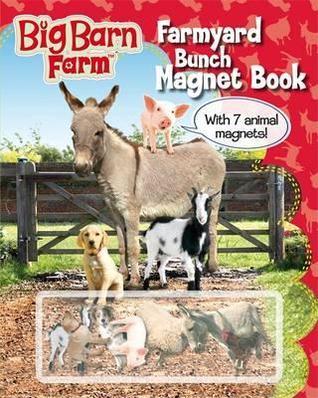 Big Barn Farm Farmyard Bunch Magnet Book  by  Ladybird Books Ltd