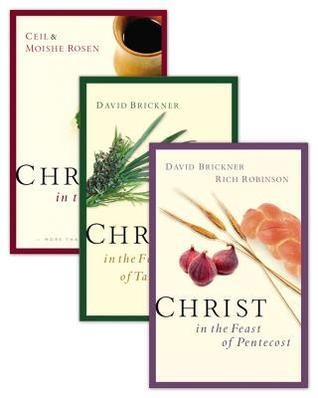Christ in the Passover/Christ in the Feast of Pentecost/Christ in the Feast of Tabernacles Set Ceil Rosen
