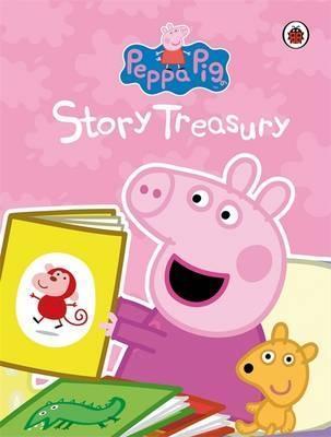 Story Treasury  by  Ladybird