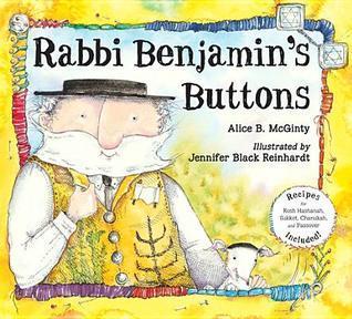 Rabbi Benjamins Buttons  by  Alice B. McGinty
