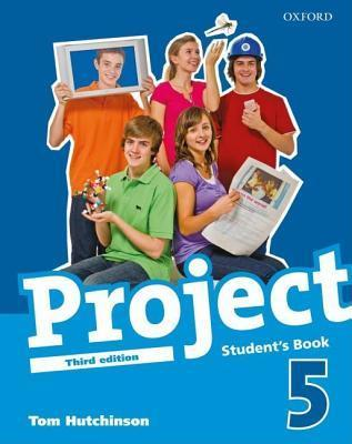 Project 5 (3rd Edition) Students Book  by  Tom Hutchinson