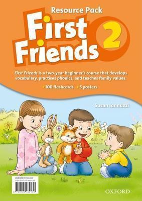 First Friends 2: Teachers Resource Pack Susan Iannuzzi
