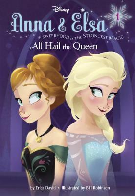 Anna & Elsa #8  by  Erica David