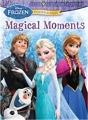 Frozen: Book with Posters Walt Disney Company