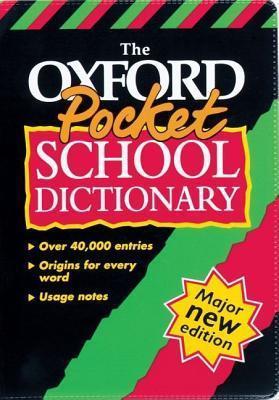 The Oxford Pocket School Dictionary  by  Joyce Hawkins
