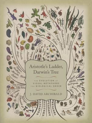 Aristotles Ladder, Darwins Tree: The Evolution of Visual Metaphors for Biological Order  by  J David Archibald