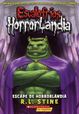 Escape de Horrorlandia  by  R.L. Stine